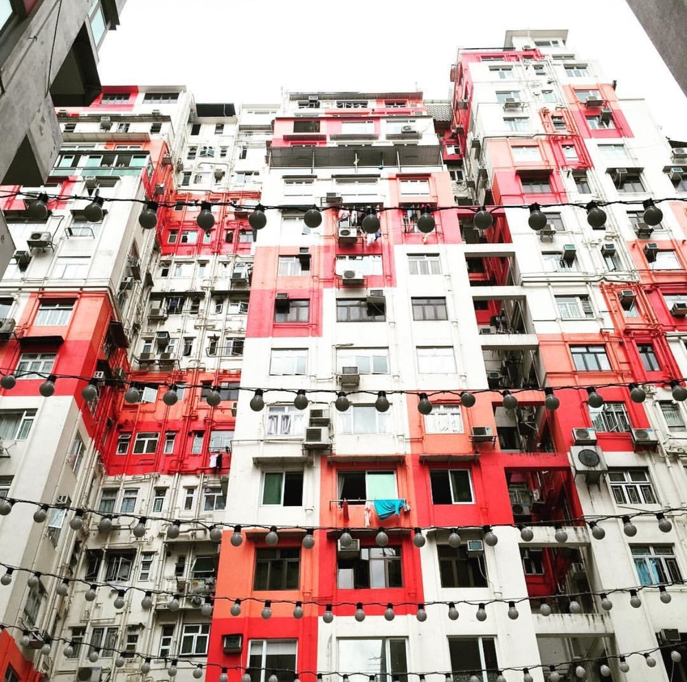 Residential beauty in Causeway Bay, Hong Kong Island
