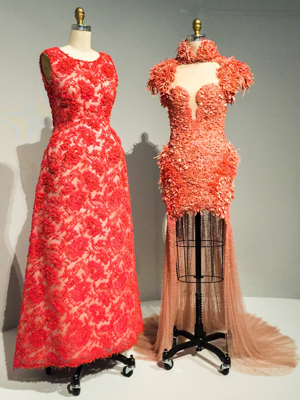 Hubert de Givenchy for House of Givenchy, Evening dress 1963, Haute Couture