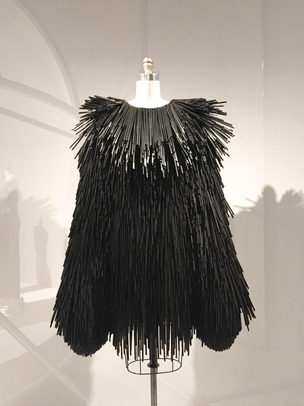 Gareth Pugh, Straws Dress