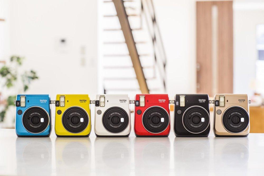 Photo Credit: Fuji Film Instax