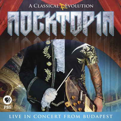 Excited to have done Artist Development and Talent Coordination for   ROCKTOPIA, A Classical Revolution   ,  CD, DVD and Broadway debut, Spring 2018.