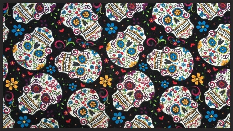 Folkloric Skulls