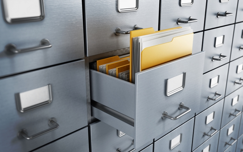 Securely store and organize your building documents.