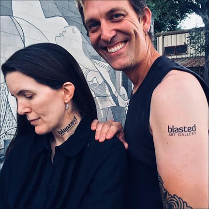 July 2018 - Blasted Art Gallery devotion