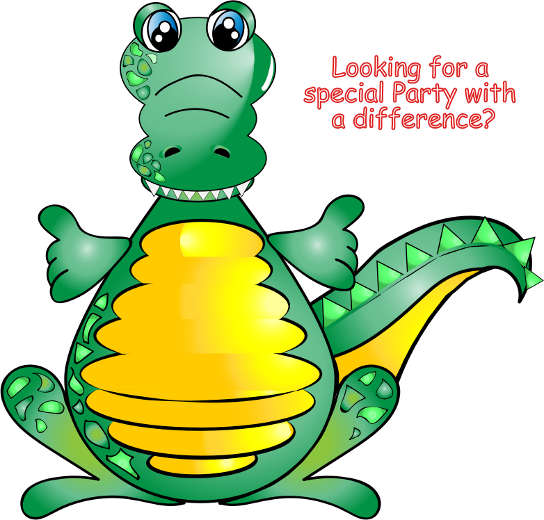 crocodile kids party