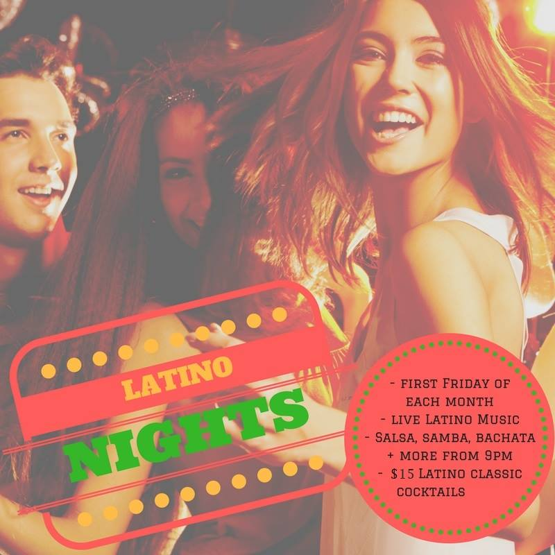 It's no lie, you've heard it straight from Shakira's hips - there's finally a place to enjoy Latino music & dance on a weekend in Newcastle! Let your hair down & get to Barcito on the first Friday of the month. After 9pm expect to vacate your seats & move your body to the sounds of NANO. If you're feeling shy grab one of our classic Latino cocktails for just $15 (Daiquiri, Pisco Sour, Margarita, Mojito or Caiprihina); perhaps after one of those you'll get up and dance. If you're feeling shy grab one of our classic Latino cocktails for just $15 (Pisco Sour, Margarita, Mojito or Caiprihina); perhaps after one of those you'll get up and dance. $10 entry for customers not dining beforehand, this charge includes some food.