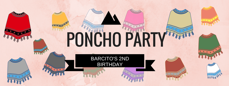 Time flies when you're having fun and working hard - We are 2! Celebrate our birthday with us the South American way! Rug yourself up in your best poncho; we will keep the food flowing while Nano keeps the party pumping with live Latino music, followed by DJ sets. Dancing, as always, is encouraged! Only $49 per person for a drink on arrival, 4 hours of canapes & 7 hours of entertainment! Plus super discounted drinks! LOCO - But it is our birthday, so time to fiesta y salsa!    Buy your tickets: