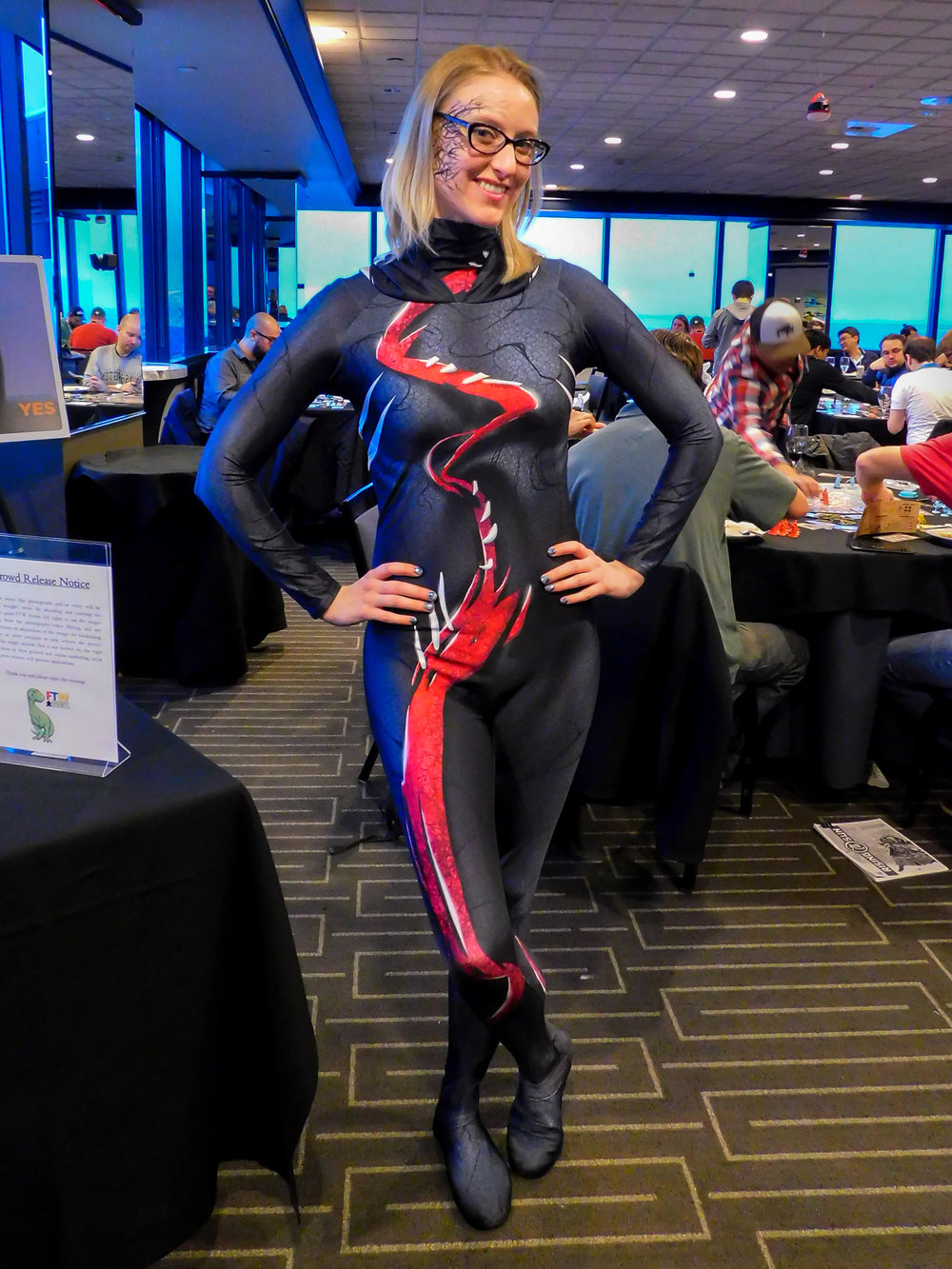 Come strut your stuff in our cosplay contest and win prizes!