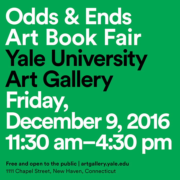 This Friday, +KGP will be up at Yale selling books. Step up your #presentgame