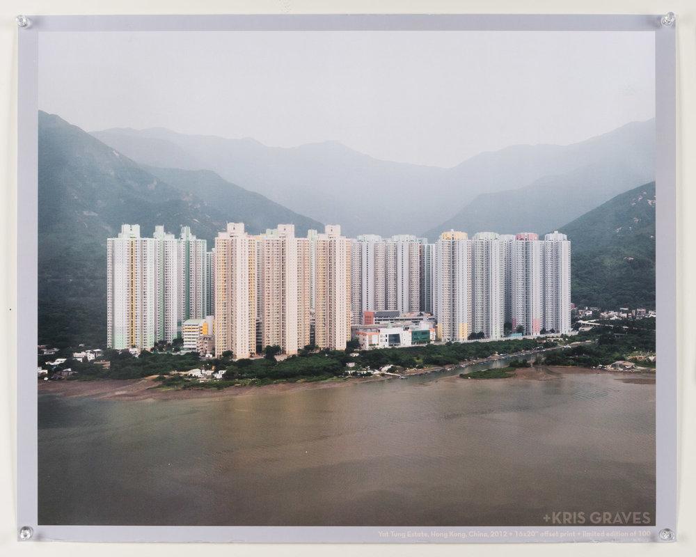 Kris Graves, Yat Tung Estate, Hong Kong, 2012