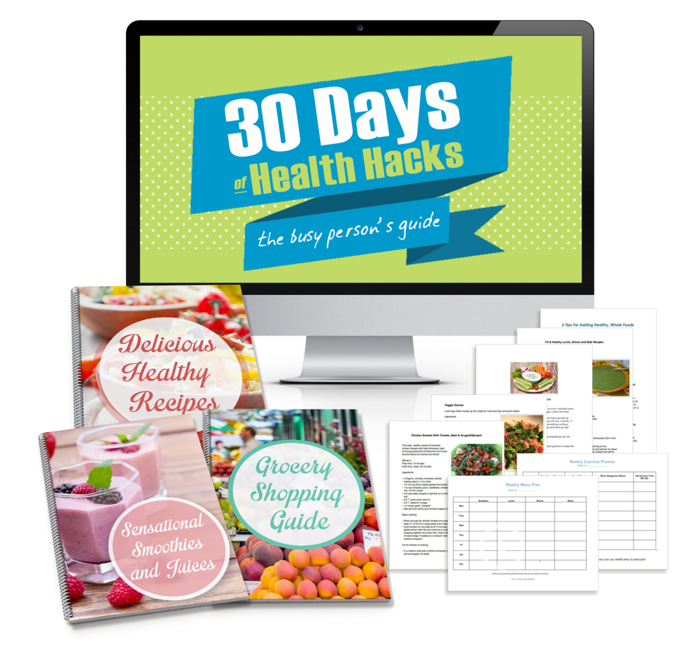 30 Days of Health Hack coaching