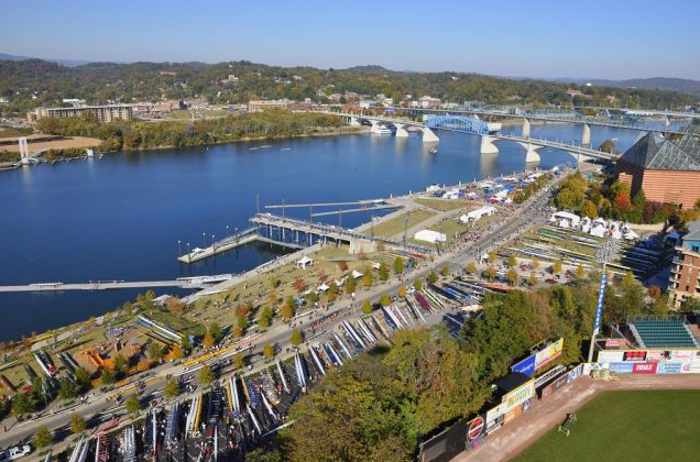 Tennessee River - Chattanooga, TN