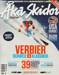 DECEMBER 2012    ÅKA SKIDOR     SWEDEN