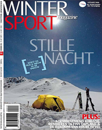 DECEMBER 2011 WINTERSPORT MAGAZINE THE NETHERLANDS