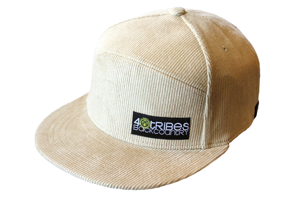 LIGHTWEIGHT CORDUROY 5-PANEL HAT - GET ONE ➤