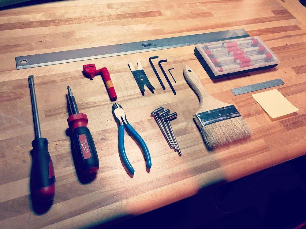 Setup tools