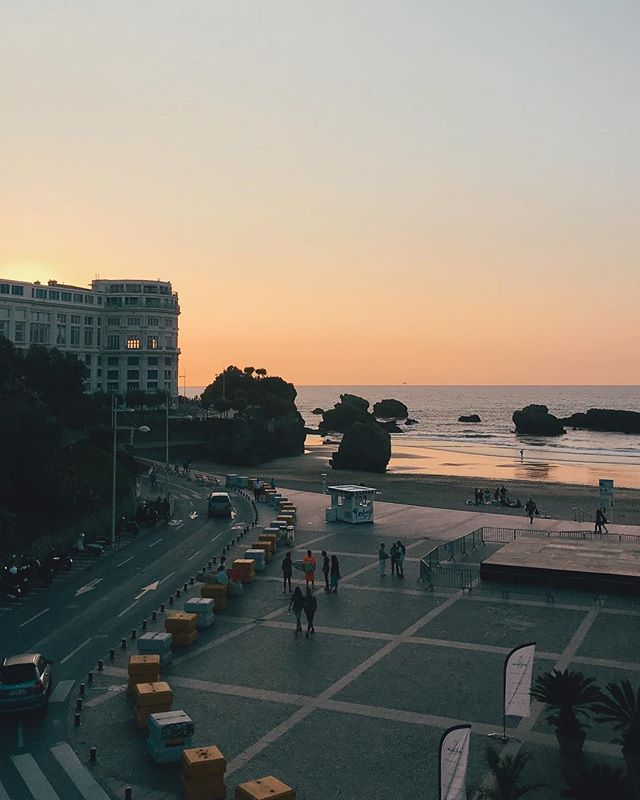 biarritz je t'aime ✨