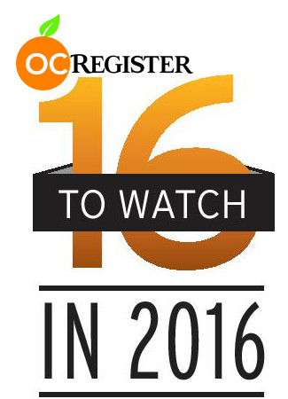 Most Influential: Sixteen people to watch in Orange County next year | Dec. 27, 2015