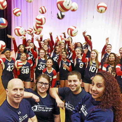 "<p><strong>""Volleyball Dads""</strong>For New Haven Register<a href=>Click to image to read article</a></p>"