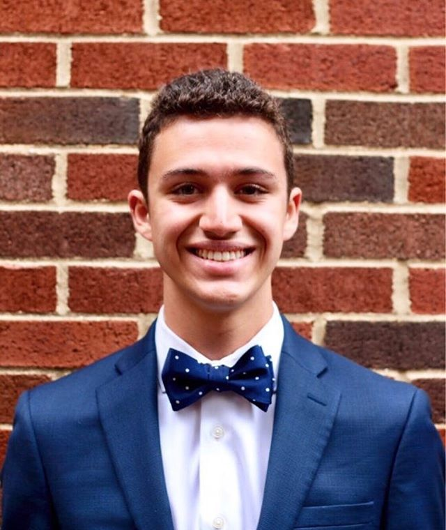 "106TH SENATE SPOTLIGHT: Meet Sammy Waken! Next year he will be serving as our Student Body Secretary.  Why did you run for Senate? ""I ran for Senate so I could help Senators achieve their goals over the year"" Congrats Sammy!"