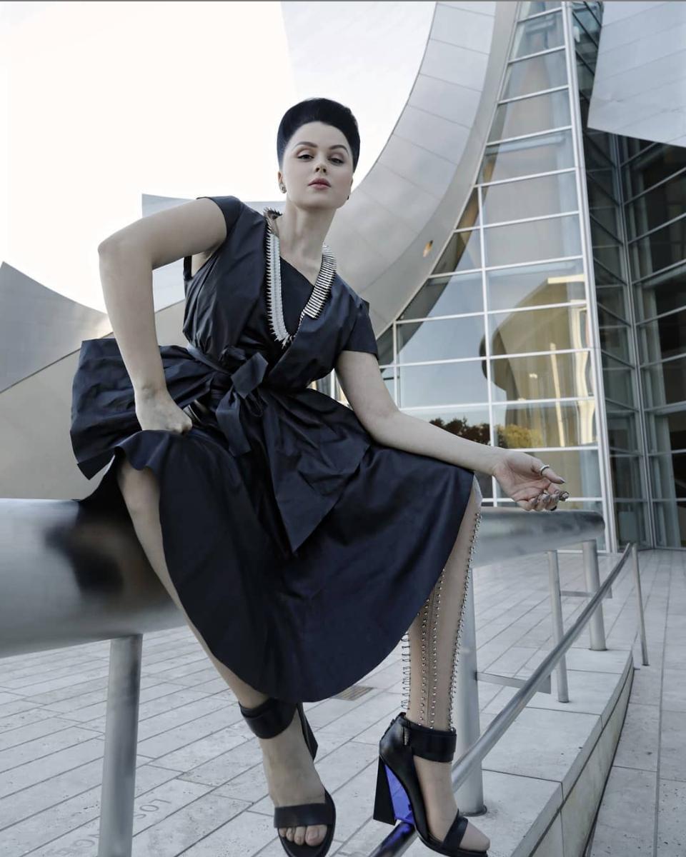 Aliona Nude la times profile — viktoria modesta