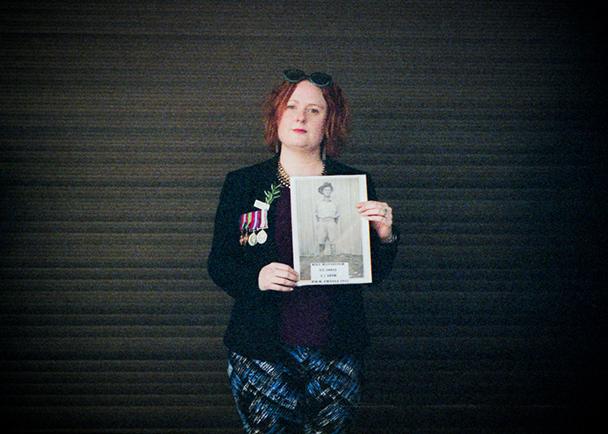 Tegan Bannister (Pic - Bill Bannister)