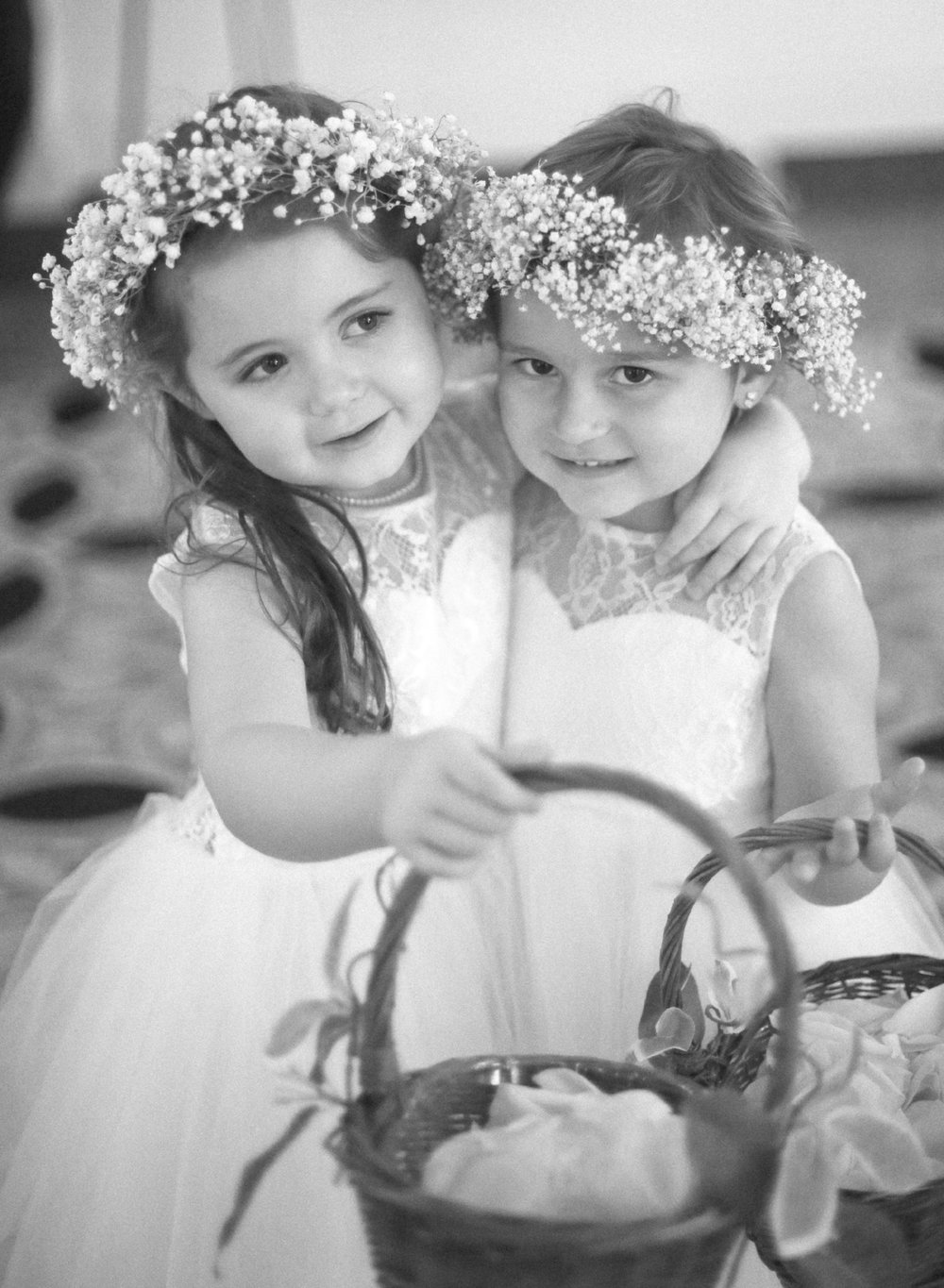 flower girls bw.jpg