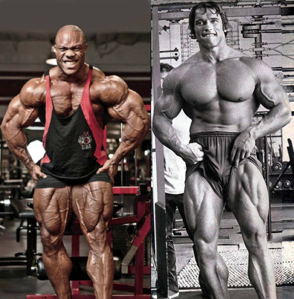 arnold took steroids 15