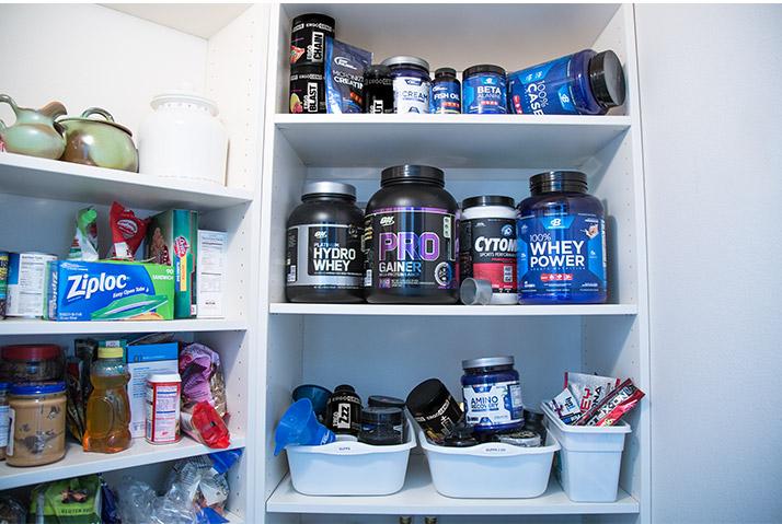 protein-shelf