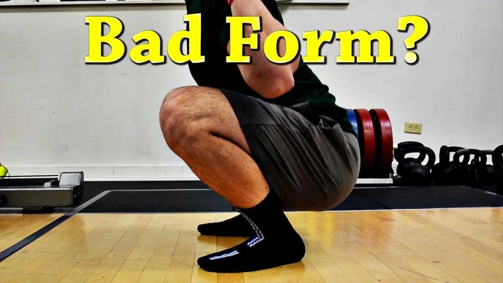 bad-form