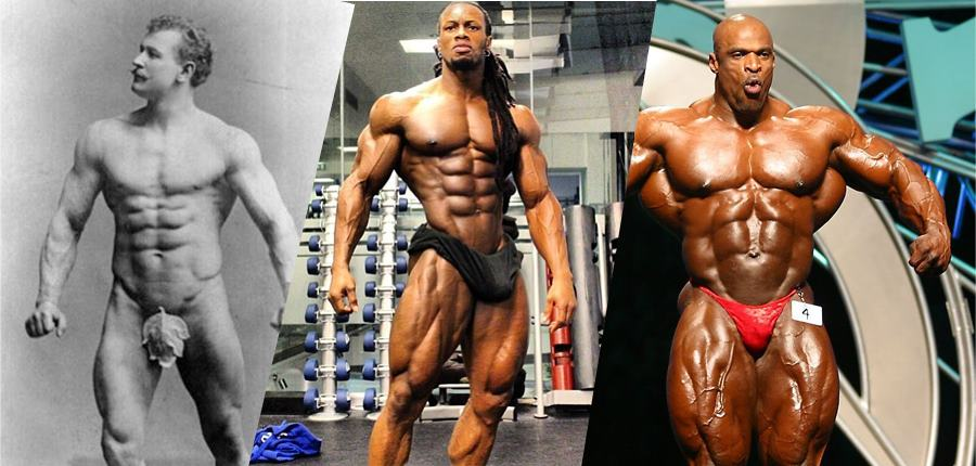 bodybuilding-evolution