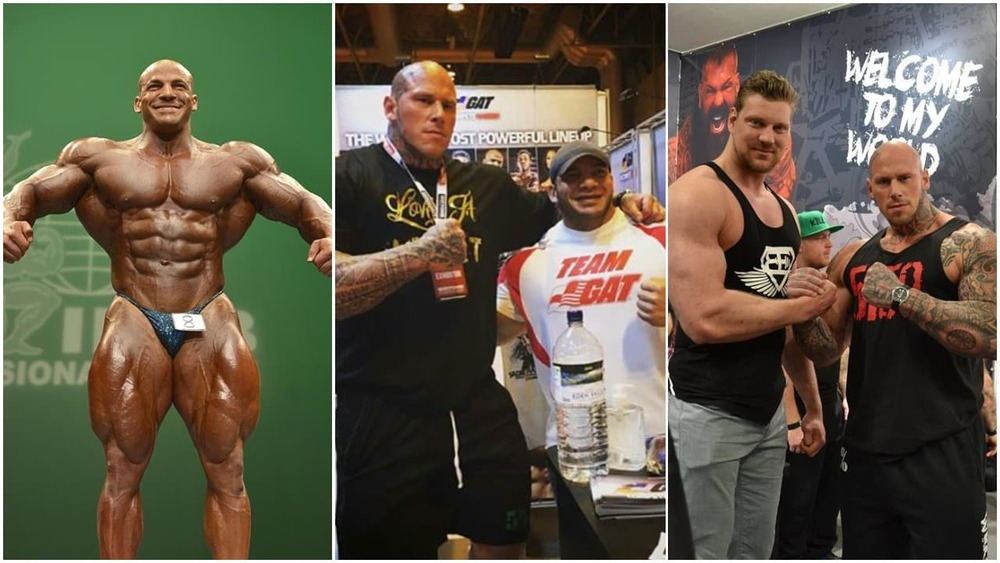 The Leg Day - Big Ramy Is Big, Martyn Ford Is Huge, But This Seven
