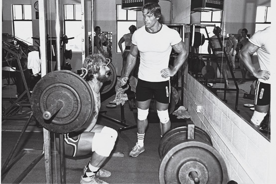 arnold-smith*machine