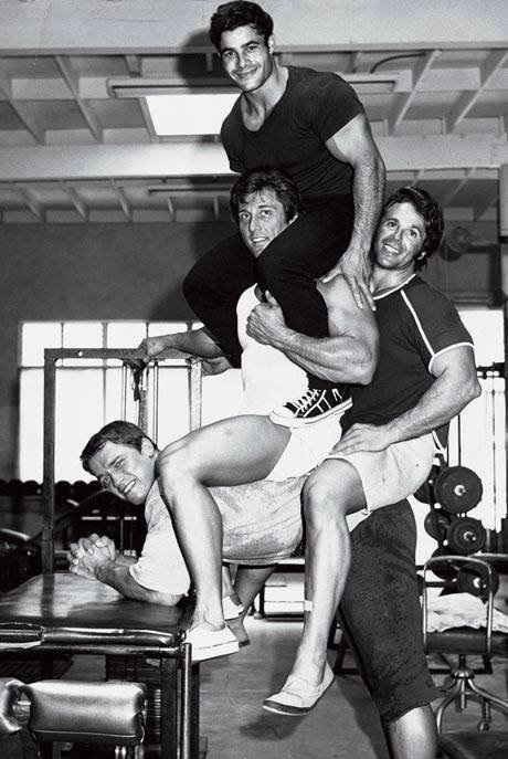 arnold-calves-training