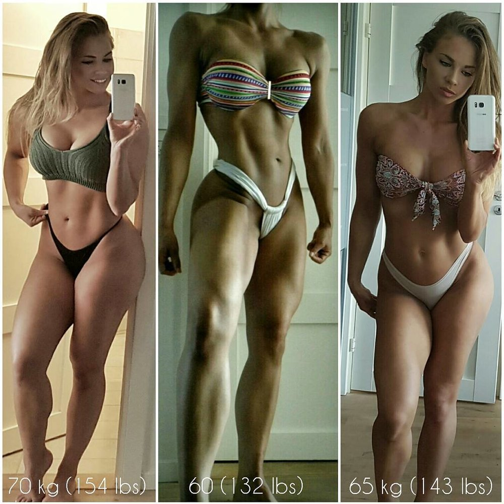 brittany-olsen-top-fitness-female-model-2016's-best-compilation