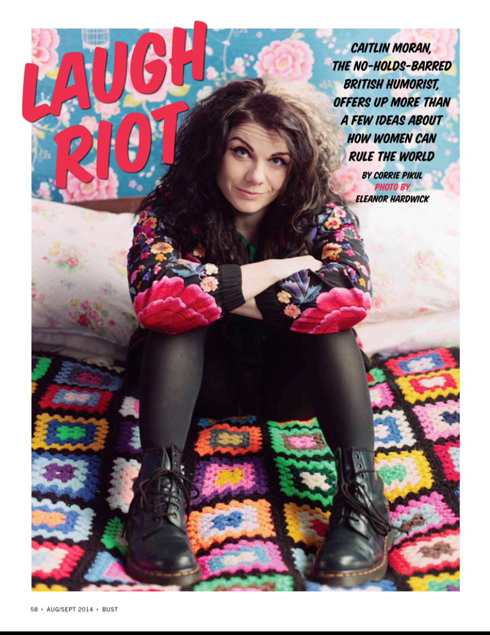 Caitlin Moran Nude Photos 90