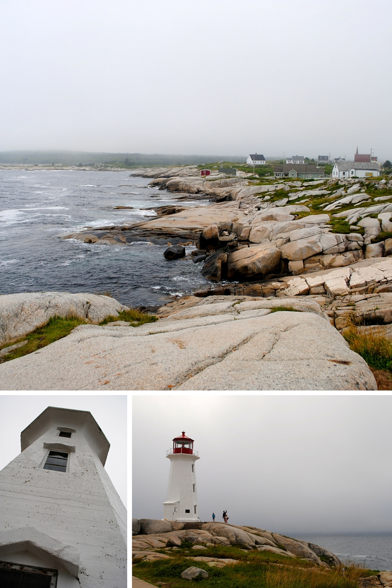 Classic, beautiful Peggy's Cove.