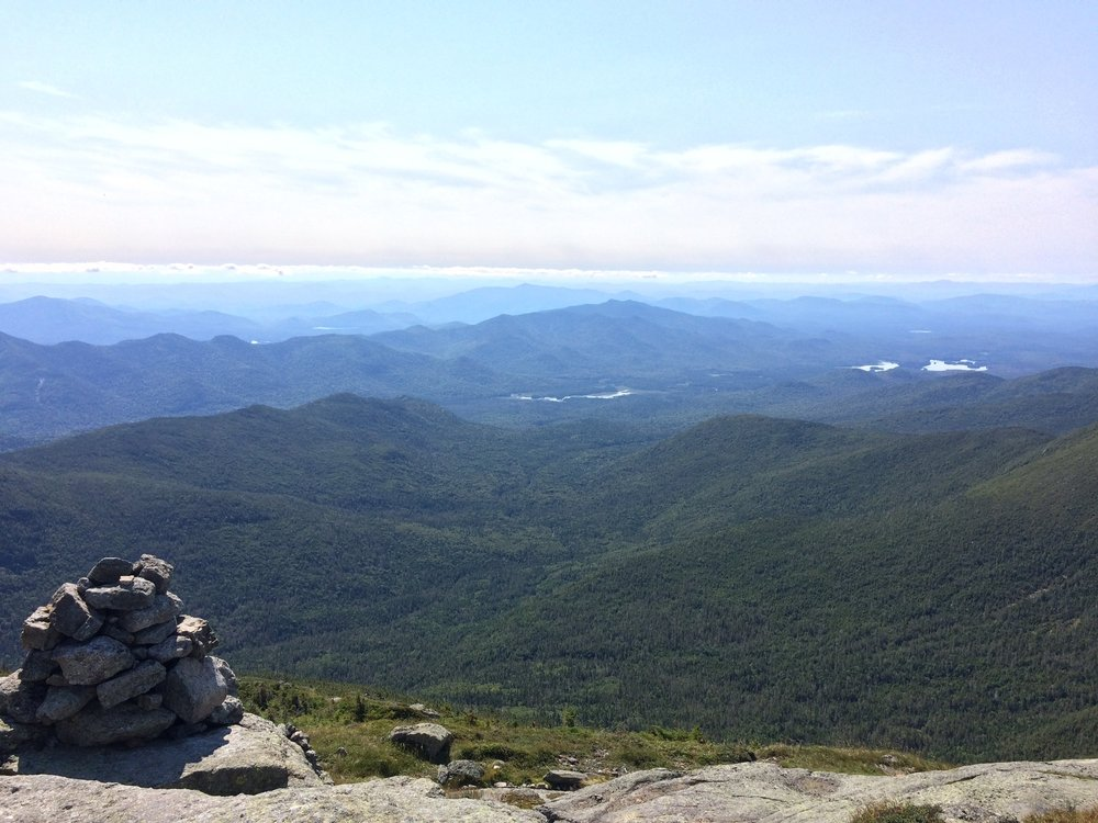 Views from the summit of Mount Marcy - what a gem!