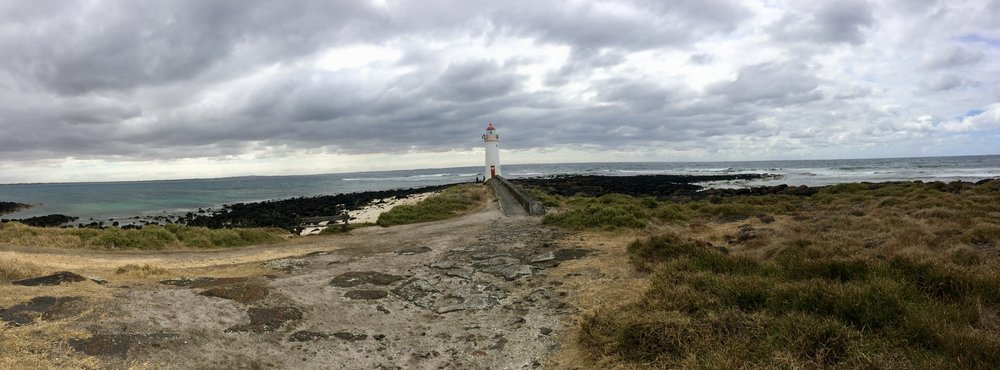 Griffith Island in Port Fairy.
