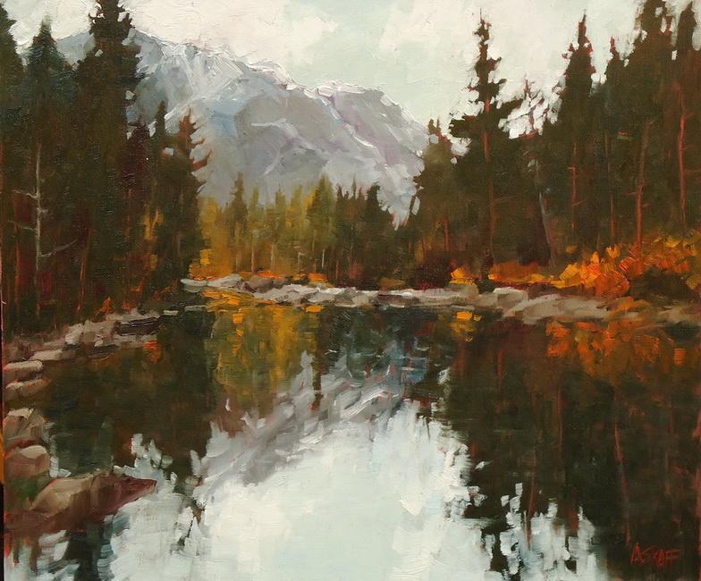YR 27--Skaff, Andy, Mirror Image (Yosemite).JPG