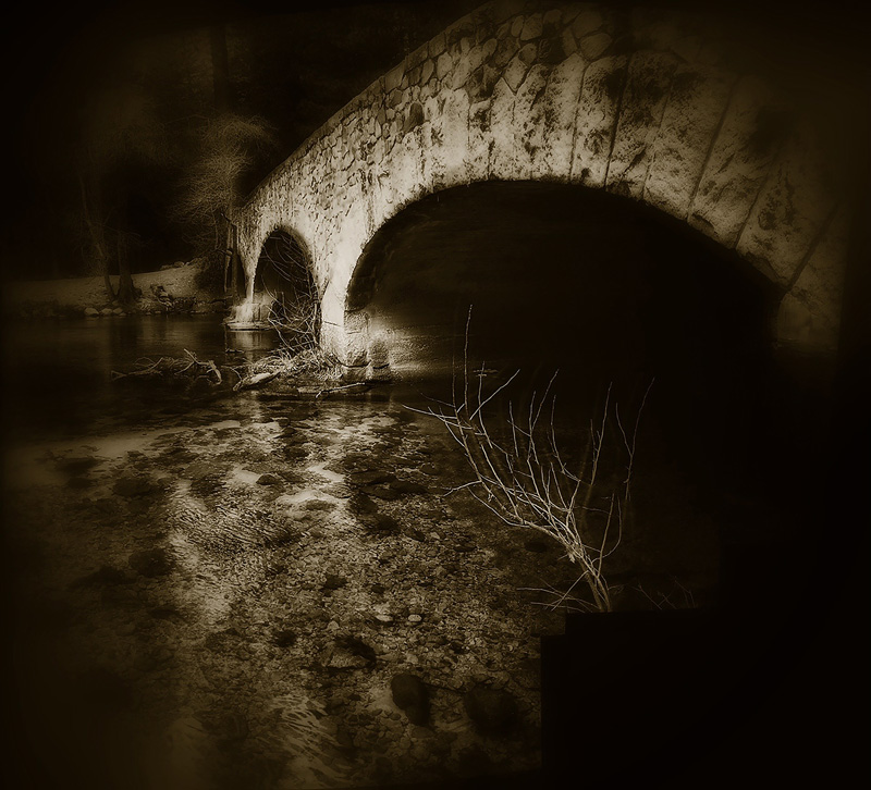 <i><b>Stone Bridge,</i></b> Glenn Nelson