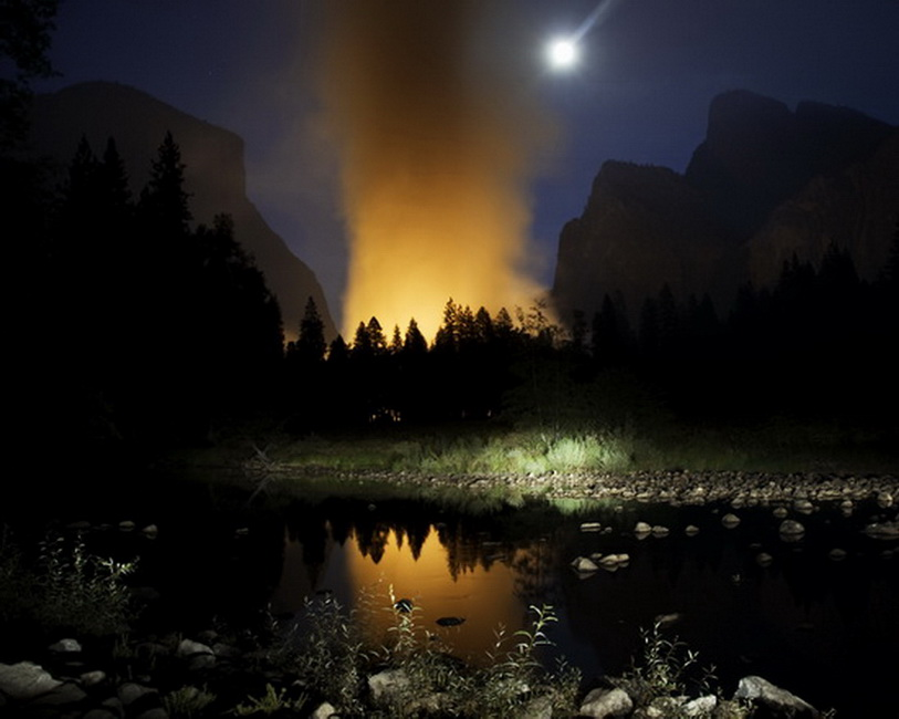 YR 24--Loberg, Christine White, Fire Lights.JPG