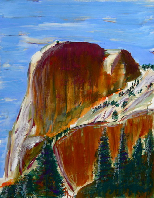 YR 24--Thaw, Steven, Yosemite's Wildcat Point.jpg