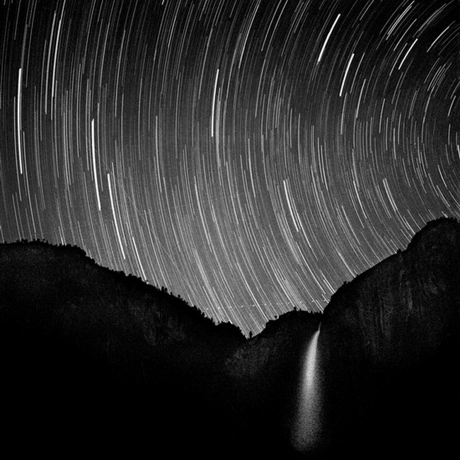 YR 24--Whitebread, Don, Star Tracks  Over Yosemite Falls.jpg