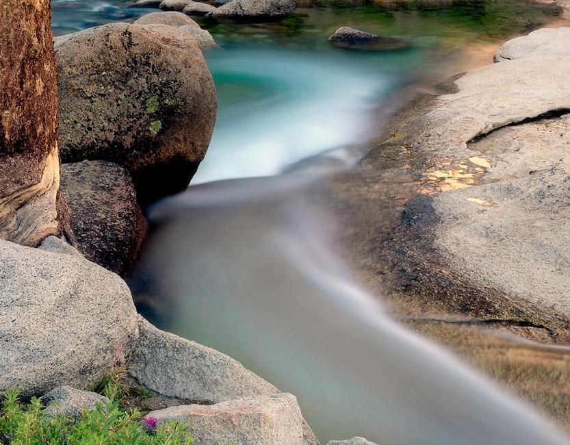 YR 23--Carmel, Elizabeth, Tuolumne River in Summer.jpg