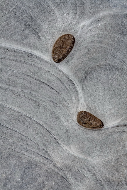 Keith Walklet, Pebbles and Ice, YR29