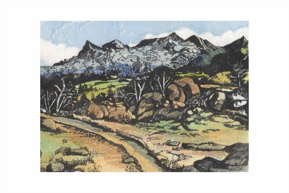 John Muir Trail, Elizabeth Paganelli