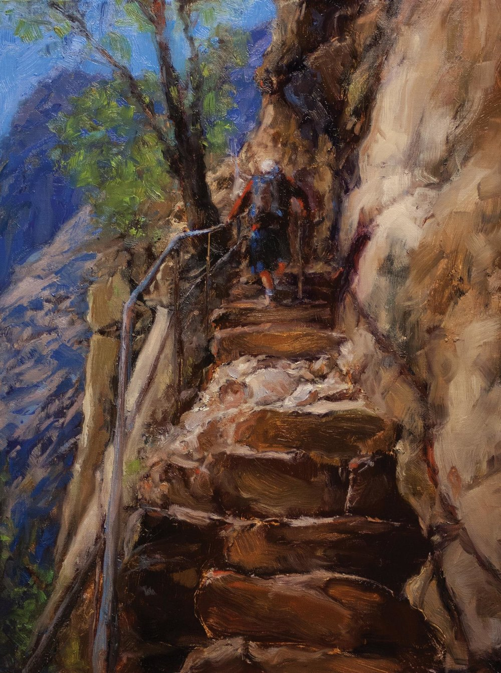 Stairway to Heaven, James Swanson