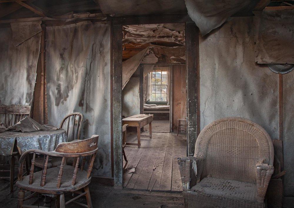 The Sparse Room, Fran Mueller