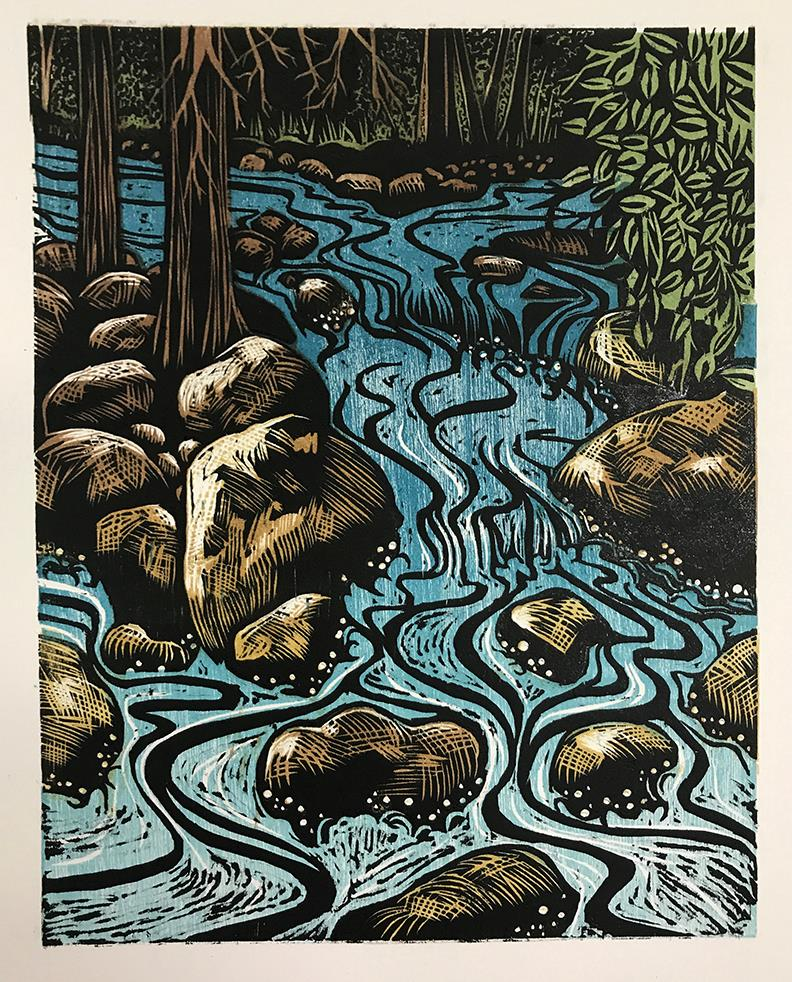 Kindred Rivers, Beth Atkinson